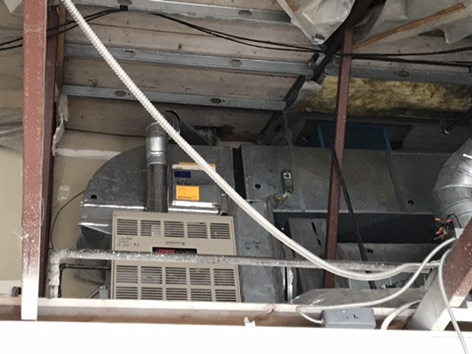 HVAC Removal